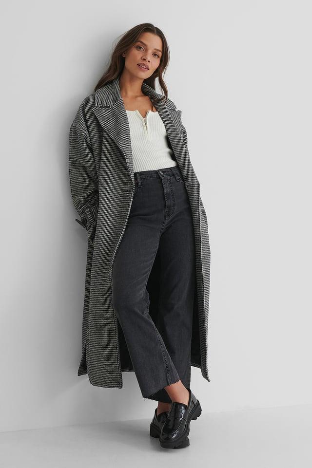 Black Denim Sienna Jeans