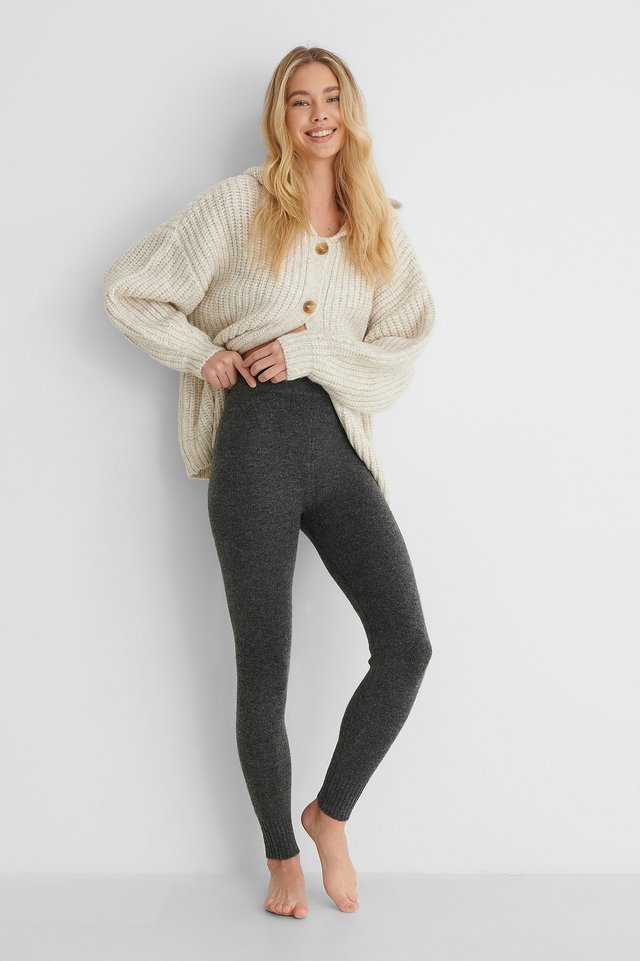 Grey Taldora Trousers