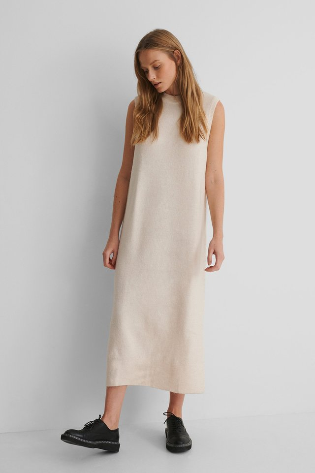 Tommy Dress Light Beige