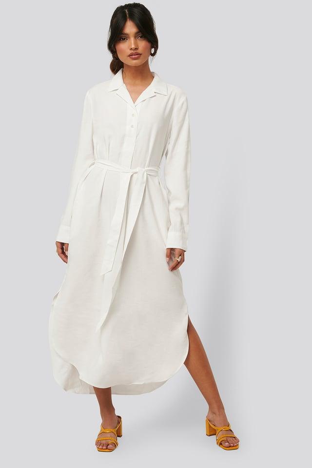 Utena-A Dress White