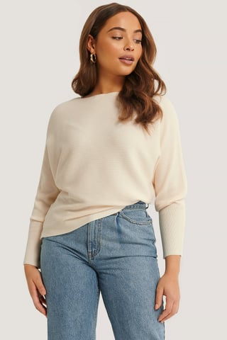 Light Beige Vanesa Sweater