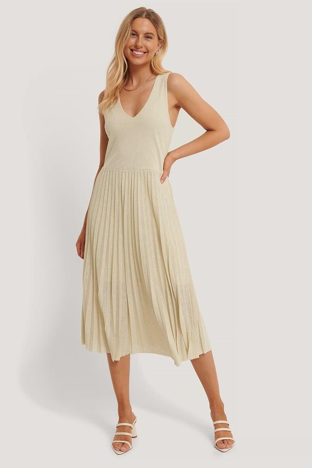 Sand Verdi Dress