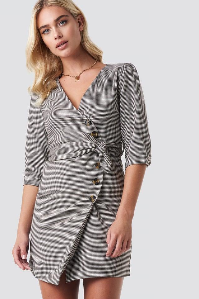 Vivian Dress Offwhite