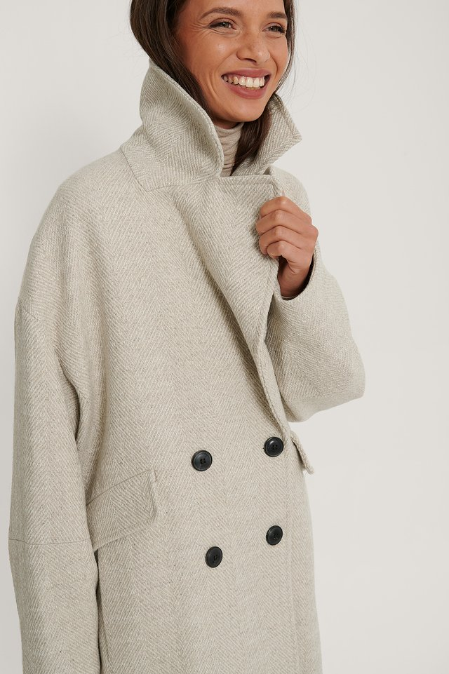 Willy Coat Beige