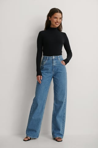 Blue Økologiske Jeans