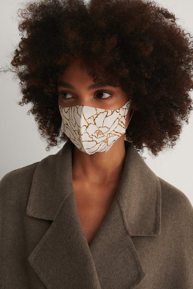Almond Blossom 2-Pack Blossom Scuba Masks