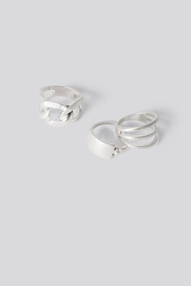 Ringset Silver