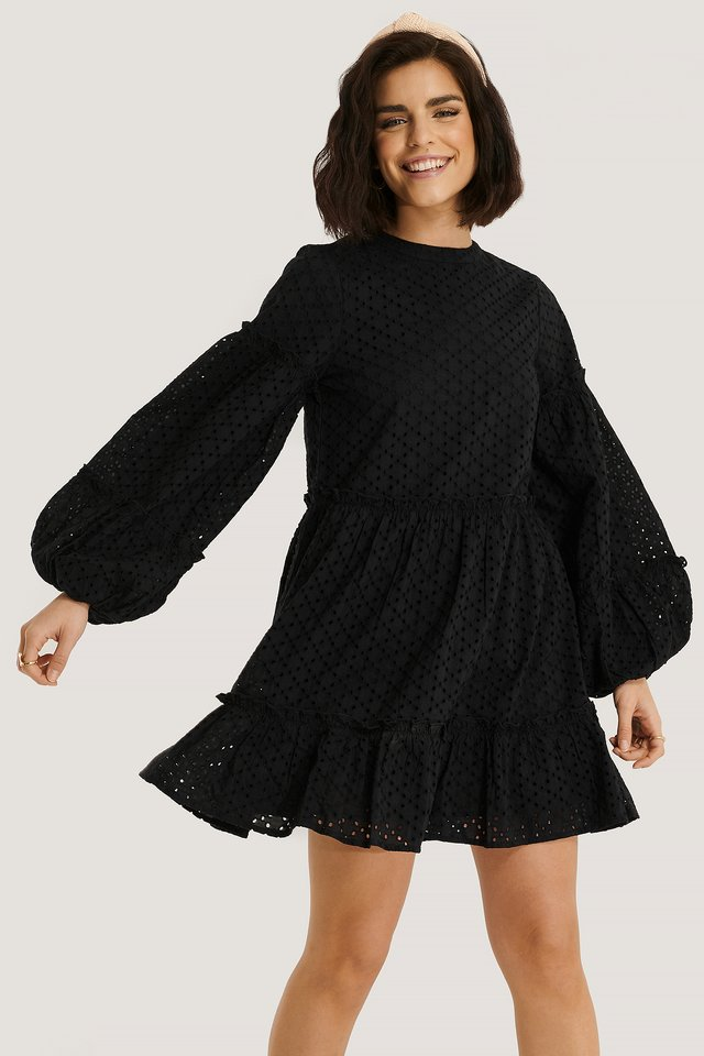 Black Kjole