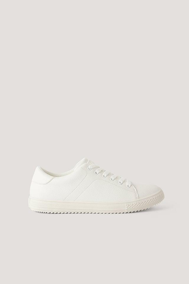 Basic Tennissko White