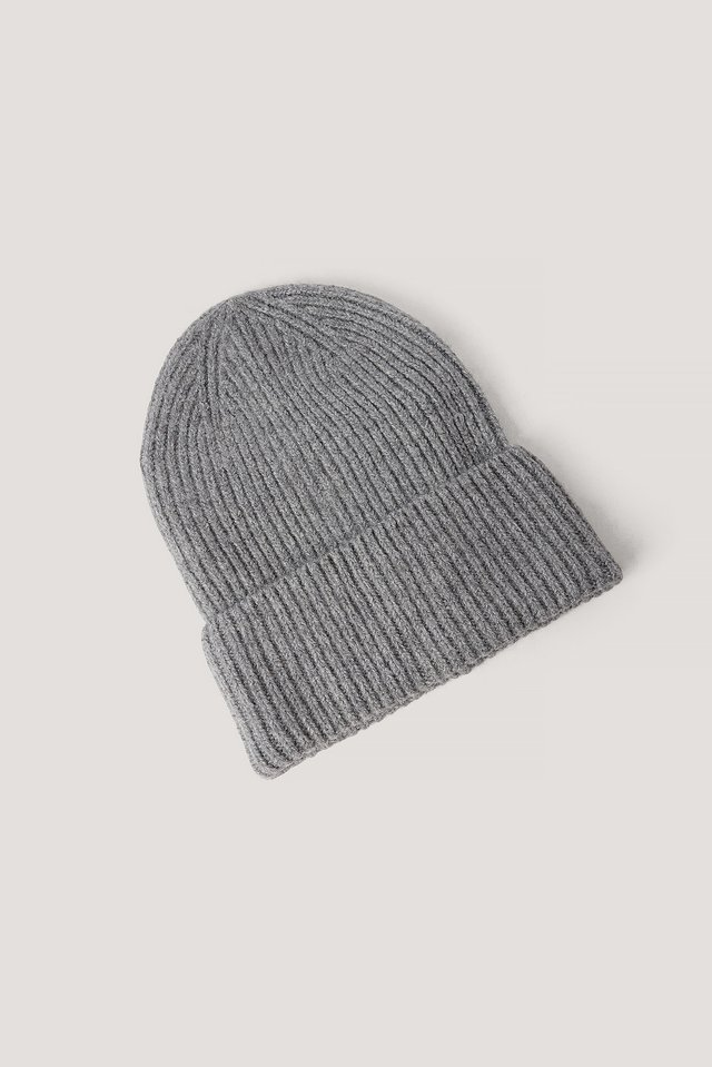 Bea Hat Light Grey