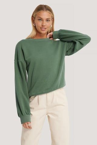 Green Bluza