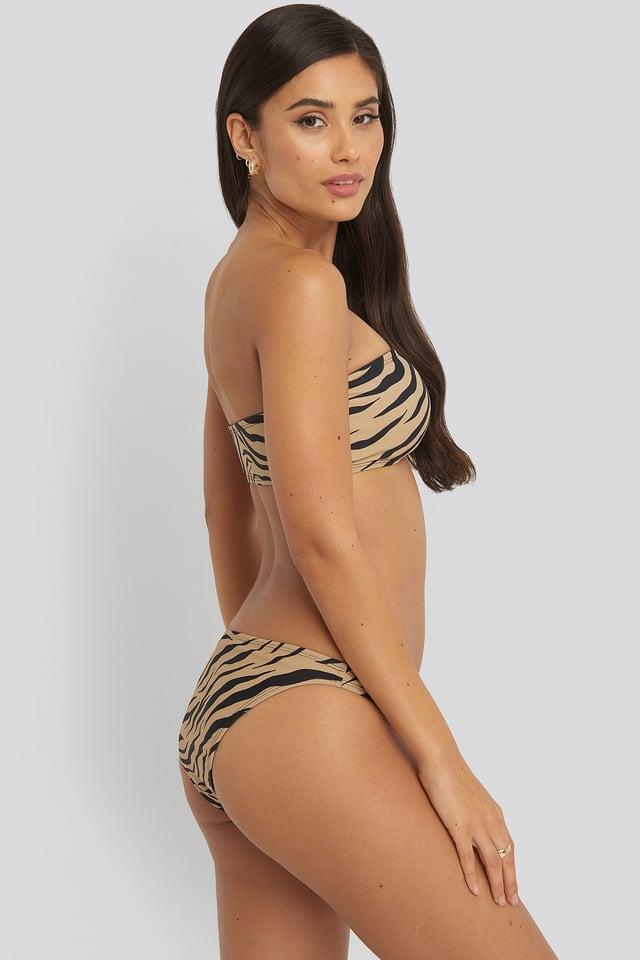 Bikini Panty Zebra
