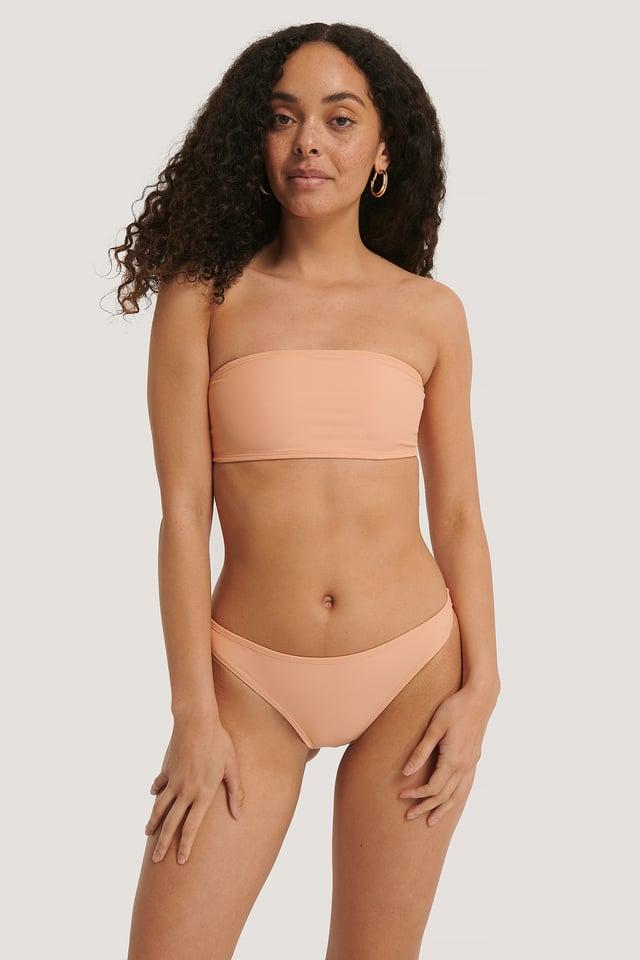 Bikini Panty Dusty Coral