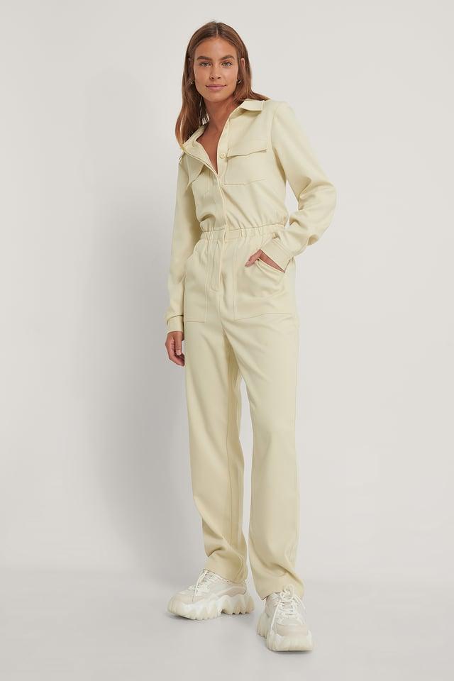 Bone Boiler Suit