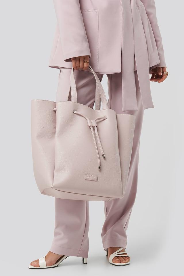 Bucket Handbag Taupe