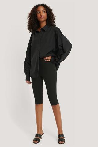 Black Spodnie