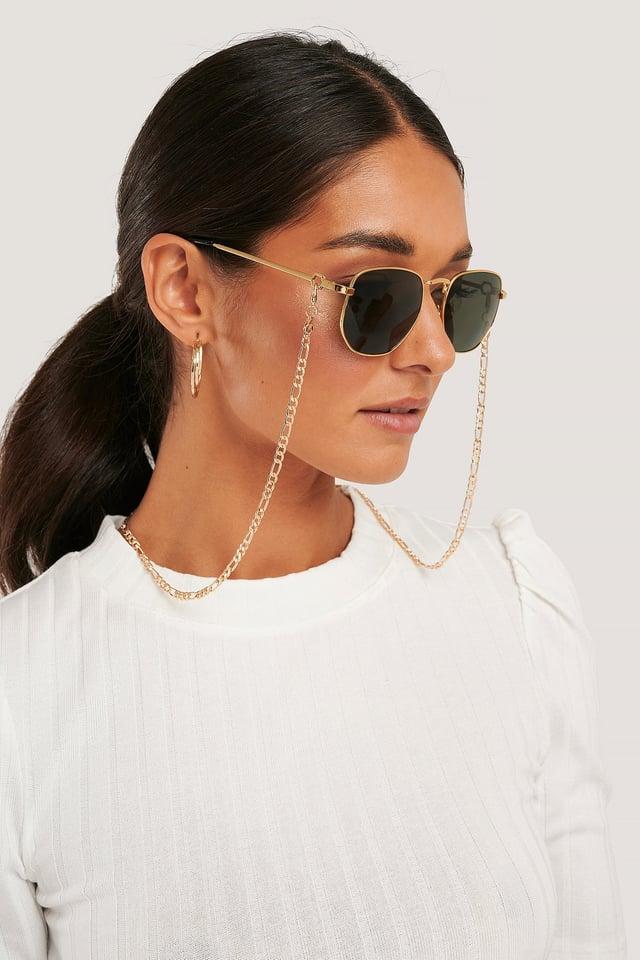 Gold Okulary Przeciwsłoneczne