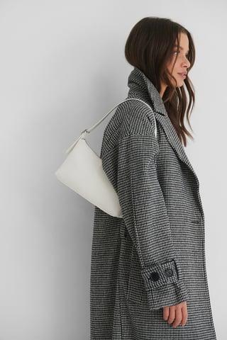 Offwhite Croc Baguette Bag