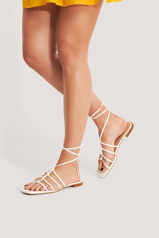 Offwhite Sandal