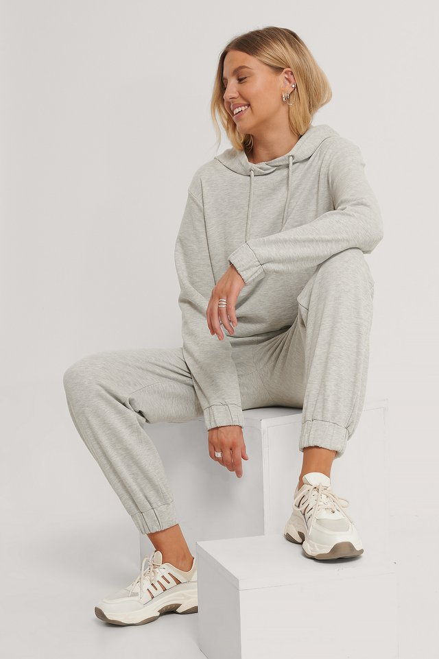 Soft Sweatpants Grey