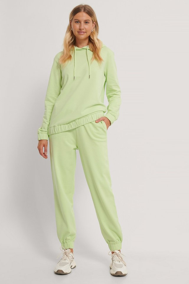 Soft Sweatpants Lime