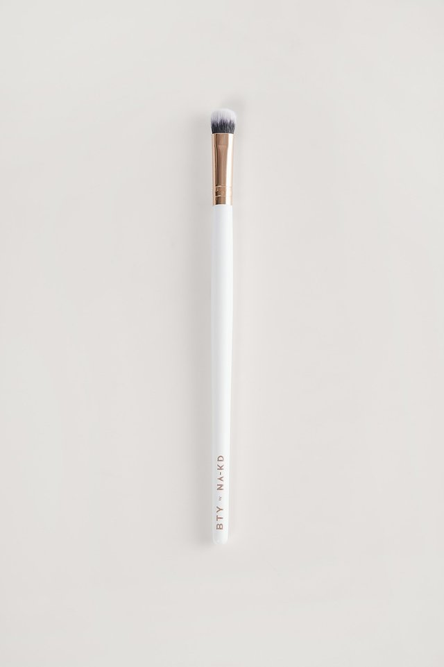 White Eyeshadow Brush
