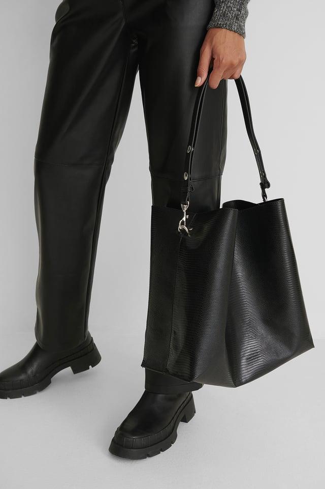 Black Lizzard Shopper