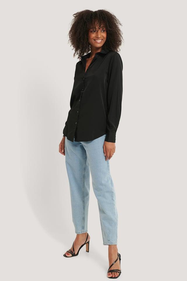 Black Skjorte