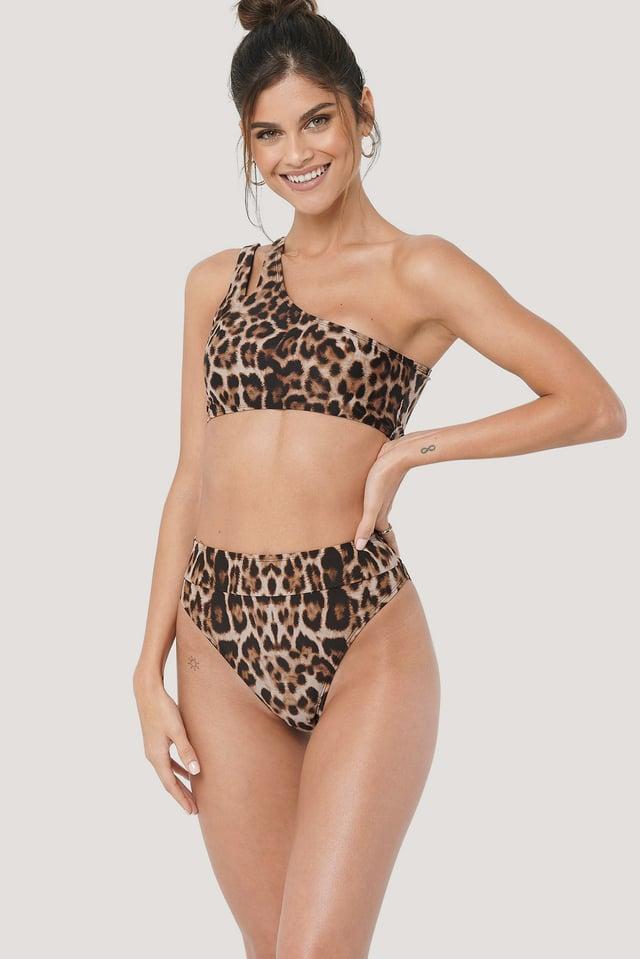 Maxi Highwaist Bikini Panty Leo