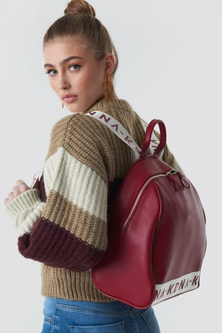 Bordeaux NA-KD Backpack