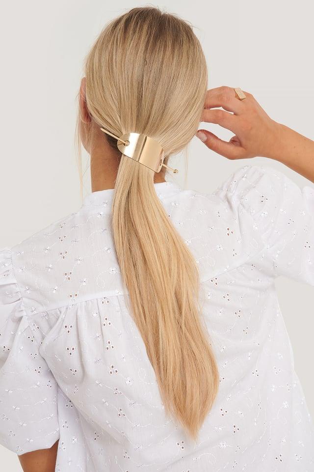 Pin Hairdetail Gold