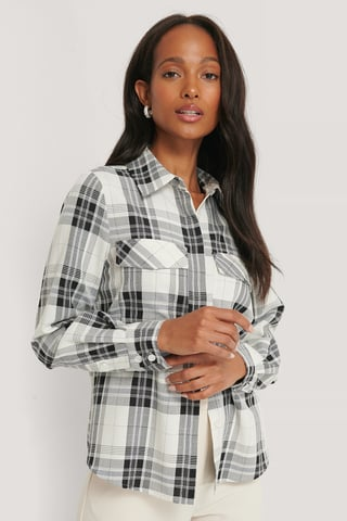 Plaid Plaid Oversized Shirt