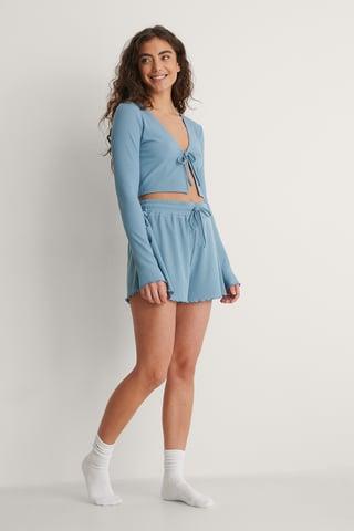 Blue Shortsit