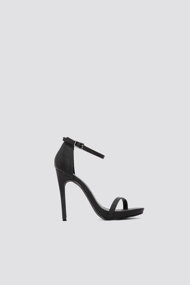 The High Heel Black