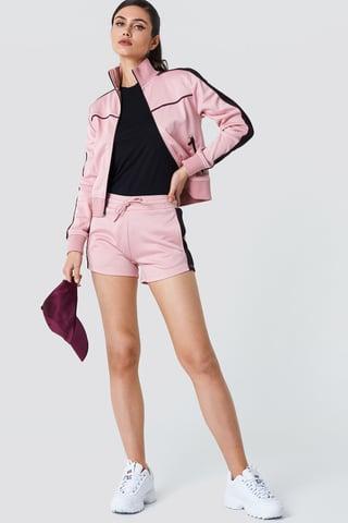 Pink Szorty sportowe