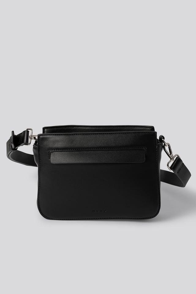 Utility Crossbody Bag Set Black