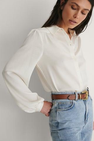 White Bluse