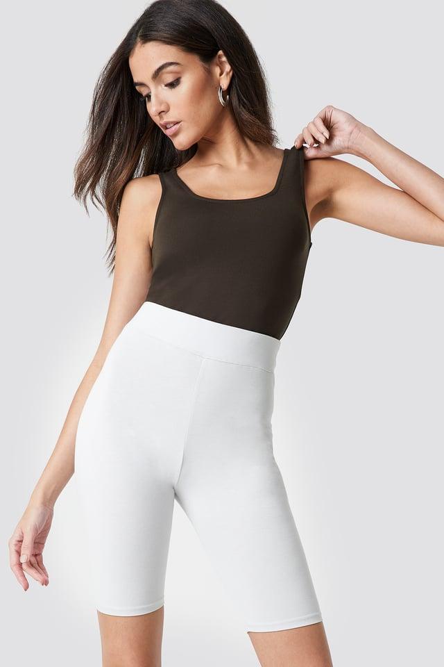 Basic Long Shorts Nicki x NA-KD