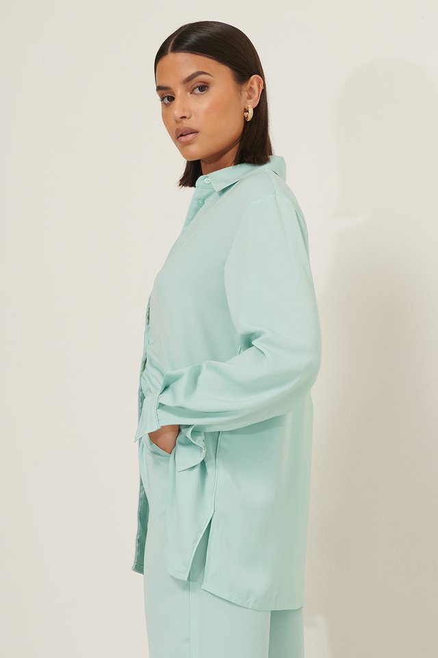 Relaxed Shirt Mint