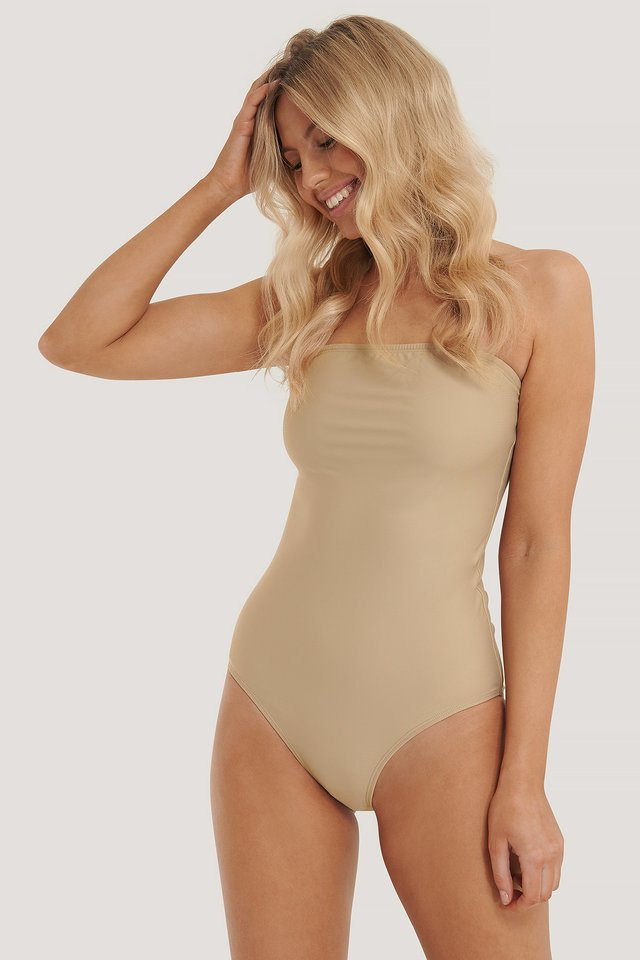 Barbados Swimsuit Tobacco Brown