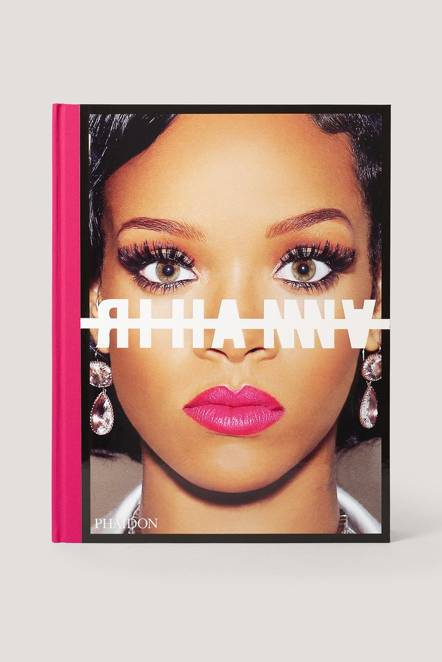 Rihanna Book Pink/Black