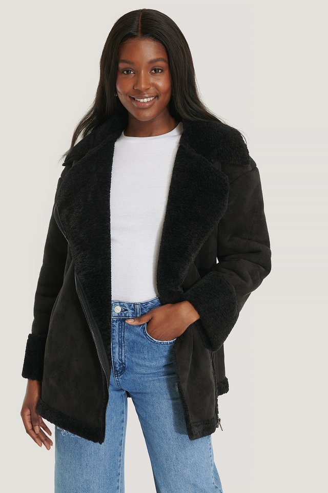 Kendra Jacket Black