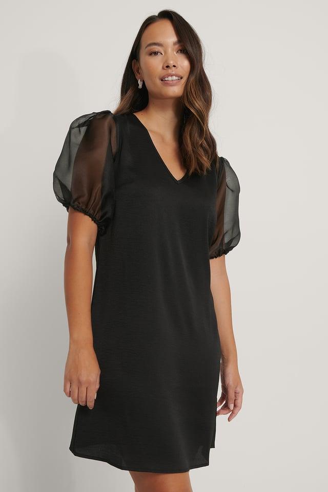 Elize Dress Black