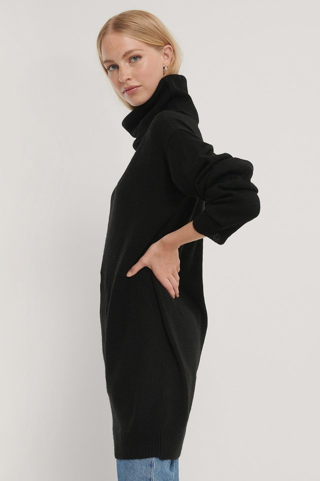 Emelie Knit Black