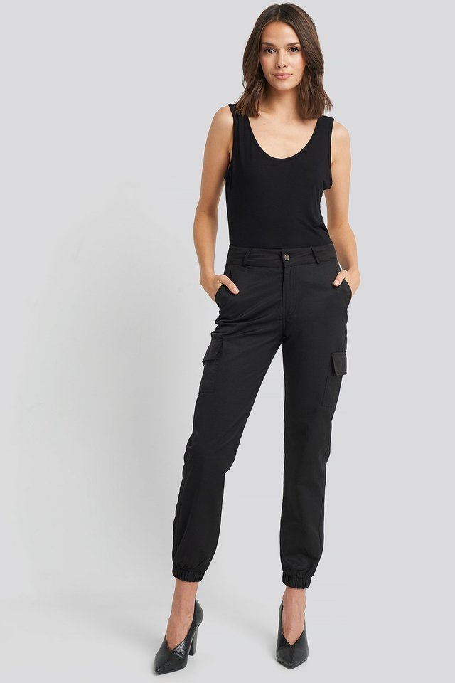 Maci Pants Black