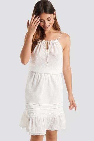 Cream Ivy Skirt