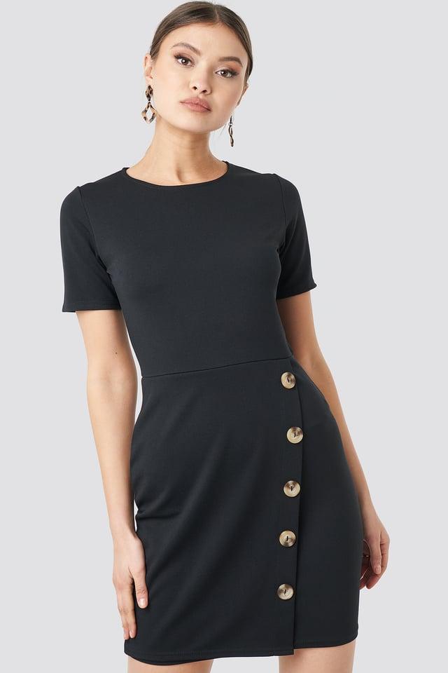Nana Dress Black