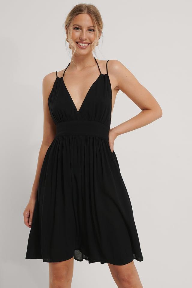 Ulva Dress Black