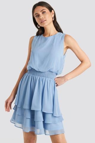 Light Blue Nicoline Dress