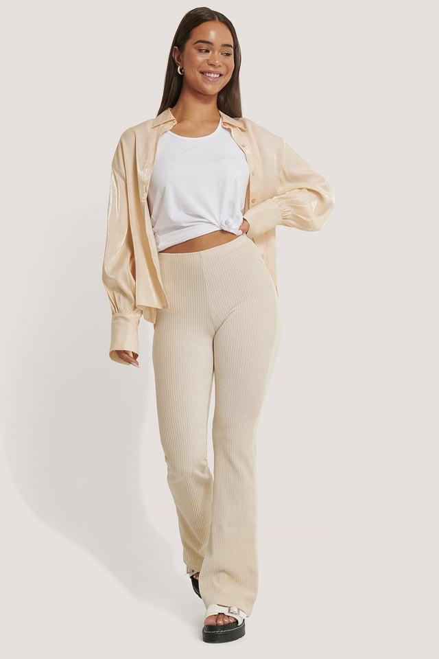 Pola Pants Cream